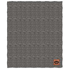 Officially Licensed NFL Two Tone Cable Knit Throw Blanket - Jets