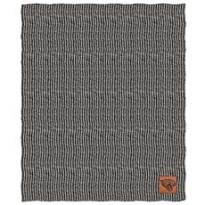 Officially Licensed NFL Two Tone Cable Knit Throw Blanket - Jaguars