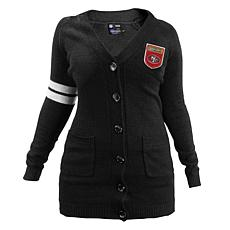 Officially Licensed NFL Varsity Cardigan - 49ers