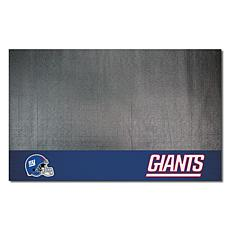 Officially Licensed NFL Vinyl Grill Mat  - Washington Redskins