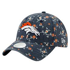Officially Licensed NFL Women's Blossom Adjustable Hat by New Era Cap