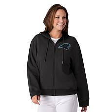 release date: 802f1 8b70a Officially Licensed NFL Women's Full-Zip Hoodie by Glll