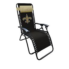 Officially Licensed NFL Zero Gravity Lounger
