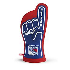 Officially Licensed NHL #1 Fan Oven Mitt - New York Rangers