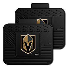 Officially Licensed NHL 2-Piece Utility Mat Set-Vegas Golden Knights