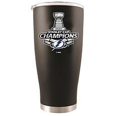 Officially Licensed NHL 20 oz.  Stanley Cup Champion Tumbler-Tampa Bay