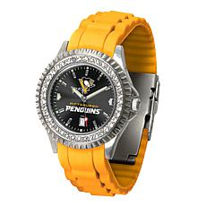 Officially Licensed NHL Sparkle Series Watch - Pittsburgh Penguins