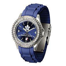 Officially Licensed NHL Sparkle Series Watch - Toronto Maple Leaves