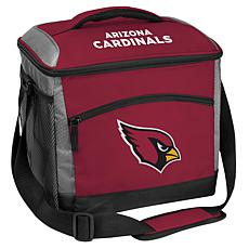 Officially Licensed Soft-Sided Insulated 24-Can Cooler Bag - Cardinals