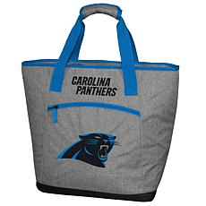 Officially Licensed Soft-Sided Insulated 30-Can Cooler Bag - Panthers