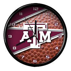 Officially Licensed Texas A & M Team Football Clock