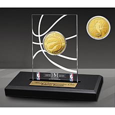 Officially Licensed Toronto Raptors 1x Champs Coin Desktop Display