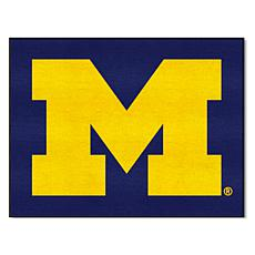 Officially Licensed University of Michigan All-Star Mat