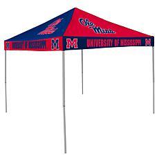 Ole Miss CB Tent