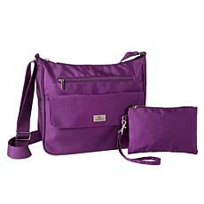 Organizzi RFID CarryAll Tote with Wristlet