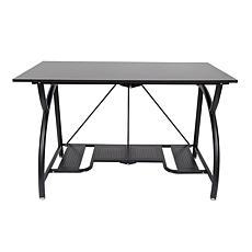 Origami Computer Desk - Black