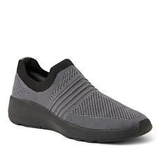 Original Comfort by Dearfoams Elena Slip-On Wedge Sneaker