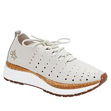 OTBT Travel Lite® Alstead Leather Fashion Sneaker