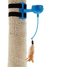 OurPets® Twirl and Whirl Electronic Cat Toy