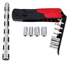 PakRatchet Self Storing Ratchet Wrench