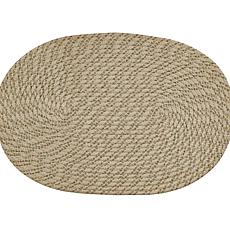 "Palm Spring Braided Rug - 20"" x 30"""