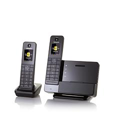 Panasonic 2-pack Digital Phone System with Link2Cell
