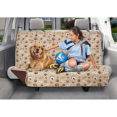 P&A Marketing Couch Guard Reversible Dual Purpose Back Seat Cover