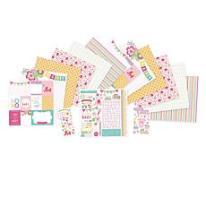 Paper House Baby Girl Card Making Bundle