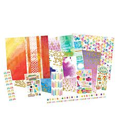 Paper House Birthday Wishes Paper Crafting Kit