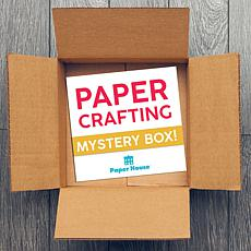 Paper House Papercrafting Mystery Box