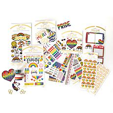 Paper House River & Ink Pride Ultimate Embellishment Bundle