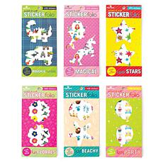 Paper House Scratch & Sniff Stickerfolio Bundle