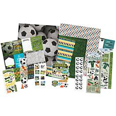 Paper House Soccer Paper Crafting Bundle