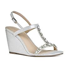 Paradox London Kiana Wedge Sandal