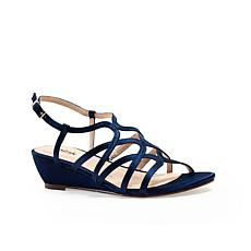 Paradox London Opulent Wedge Sandal