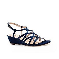 Paradox London Opulent Wedge Sandal