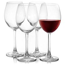 Pasabahce  Enoteca 4 pc Set 19.3 oz Bordeaux Wine Glass
