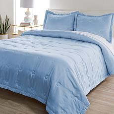Patricia Altschul 3-piece Quilted Coverlet Set