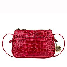 Patricia Nash Bacoli Leather Crossbody Bag
