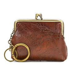 5eb3523bca Patricia Nash Borse Leather Coin Purse