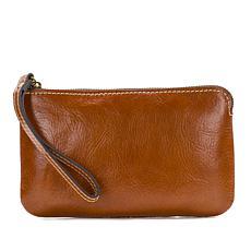 Patricia Nash Capri Leather Wristlet