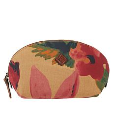 Patricia Nash Capriana Coated Canvas Cosmetic Case
