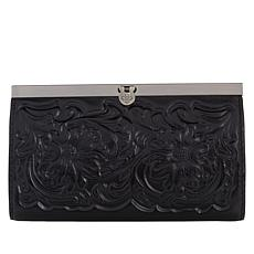 Patricia Nash Cauchy Leather Wallet