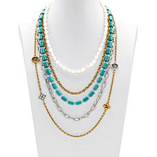 Patricia Nash Charm Collection 5-piece Modular Necklace Set