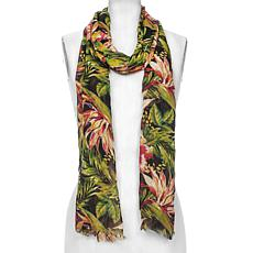 Patricia Nash Cuban Tropical Lightweight Scarf
