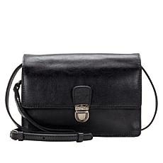 Patricia Nash Lanza Leather Crossbody Bag