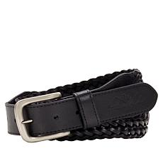 Patricia Nash Nevio Braided Leather Belt