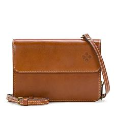 Patricia Nash Pollino Leather 2-in-1 Crossbody Organizer