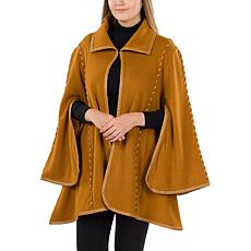 Patricia Nash Vintage Group Collared Cape