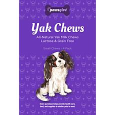 PawsGive  Yak Chews for Dogs Small